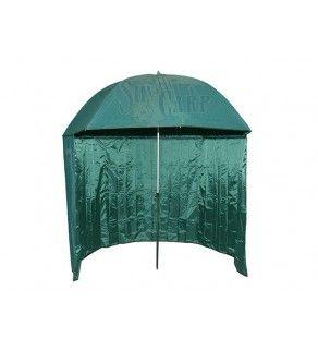 Nevis- Umbrela PVC cu paravan 2,5m