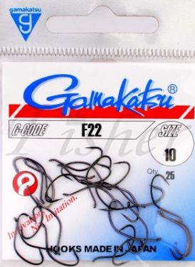 Carlige Gamakatsu F-22