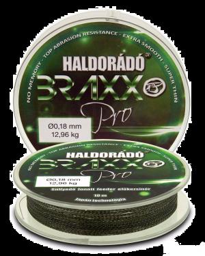 Haldorado Braxx - Fir inaintas impletit Feeder 0,18mm / 10m