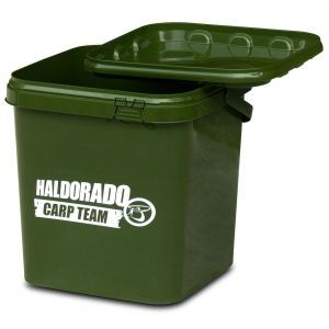 Haldorado - Galeata patrata Carp Team 5 litr