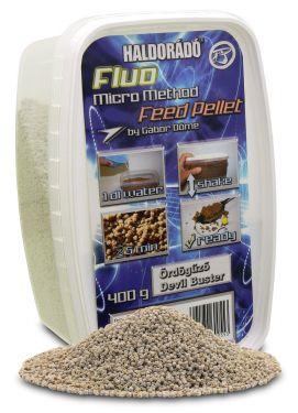 Haldorádó - Fluo Micro Method Feed Pellet - Exorcistul / Devil Buster