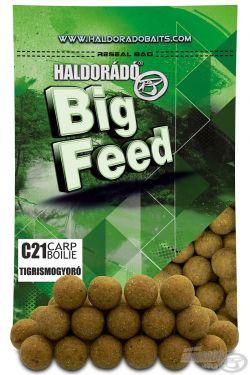 Haldorado - Big feed C21 Boilie-Alune tigrate