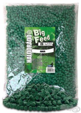 Haldorado - Big Feed C6 Pellet-Amur2,5kg