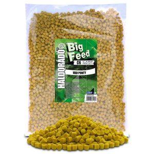 Haldorado - Big Feed Pellet C6 - Crap Salbatic 2,5kg