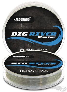 Haldorado-Big River Main Line 300m-0,35mm