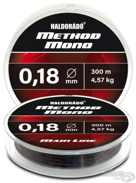 Haldorado - Fir Method Mono Main Line 300m / 0,18mm / 4,57kg