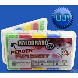 Haldorado-Set feeder Pufi