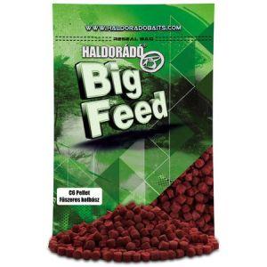 Haldorado - Big Feed Pellet C6 - Carnati Condimentati 900g