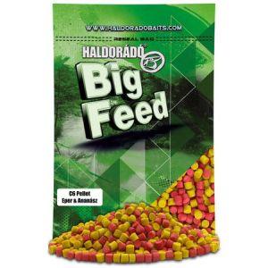 Haldorado - Big Feed Pellet C6 - Capsuna&Ananas 900g