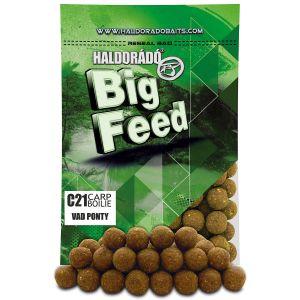 Haldorado - Big Feed Boilie C21 - Crap Salbatic 800g