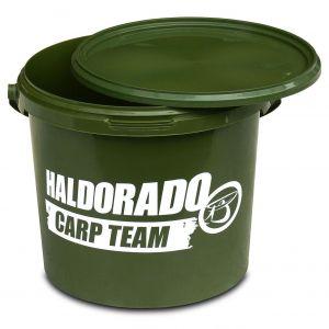 Haldorado - Galeata rotunda Carp Team 5 litri