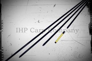 ICC - Extensie pt. Balize Classic (diametru: 20mm, lungime 150mm, prevazut cu banda alb reflectorizanta 3M)