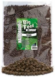 Haldorado - Big Feed Pellet C6 - Calamar 2,5kg