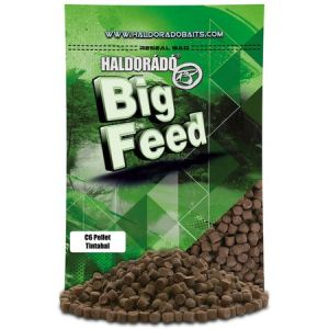 Haldorado - Big Feed Pellet C6 - Calamar 900g